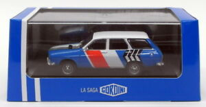 Atlas-Editions-1-43-Scale-Model-Car-AE003-Renault-12-Break-Gordini-1974