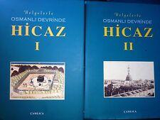 OTTOMAN PERIOD ARABIA HAJJ HEJAZ KAABA MECCA MEDINA Illustrated Book