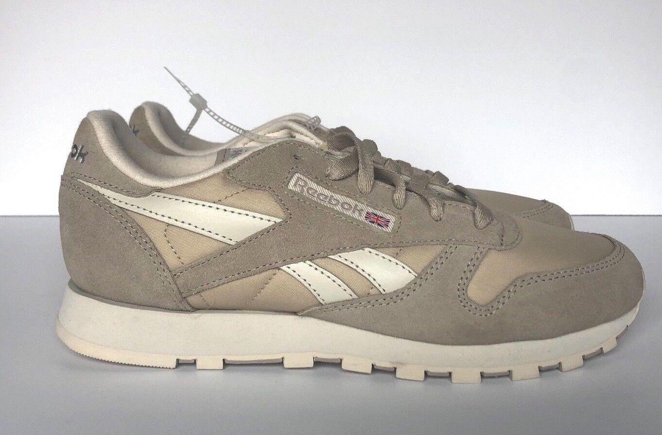 Para Mujer Zapatos Reebok Reebok Reebok Classic Bronceado Arena-EE. UU. Talla 8 sin caja de zapatos     nuevo  100% garantía genuina de contador