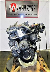 2009-Detroit-DD15-DPF-Engine-Take-Out-560-HP-Turns-360-Good-For-Rebuild-Only