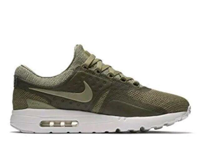 nike herren air max zero premium sneakers khaki