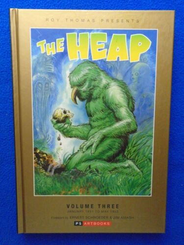 THE HEAP COLLECTED WORKS VOL.3 HARDCOVER EDITION PS ARTBOOKS