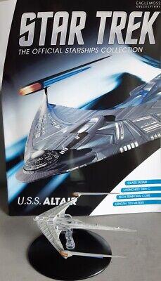 Maga Star Trek Star Trek USS Altair Raumschiff Bonus Edition 14  EAGLEMOSS engl