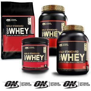 a4d41d93d Optimum Nutrition Gold Standard 100 Whey Protein ON 2lb 5lb 10lb All ...