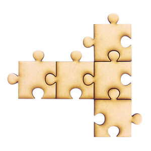 Puzzles Jigsaws wood, wooden, mdf
