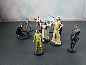 Star-Wars-Action-Figures-The-Force-Awakens-Lot-Of-9-Disney