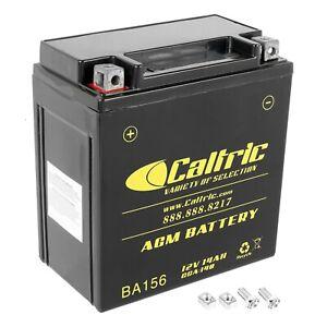 AGM Battery for Suzuki VS1400GLP Intruder 1400 1987-2004
