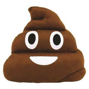 25cm-EMOTICON-EMOJI-poop-cuscino-peluche-morbido-BISOGNI-novita
