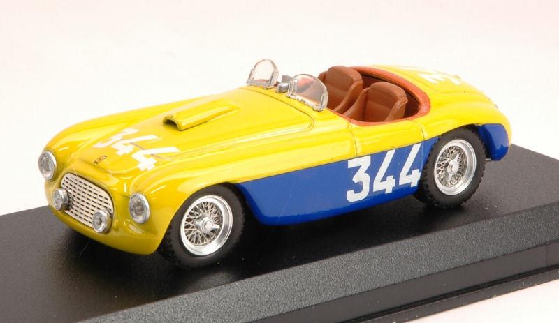 Ferrari 166 MM  344 94th Mille Miglia 1951 Palmer   Farravazzi 1 43 Model 0294