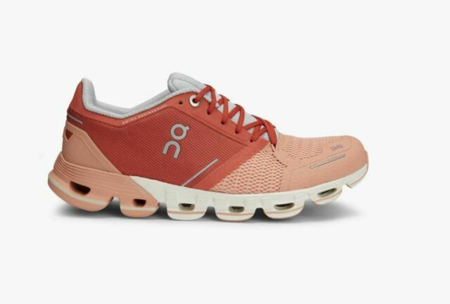 9 Cloudflyer Running Shoes Ginger/white