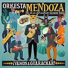 Orkesta Mendoza - Vamos a Guarachar Vinyl LP Glitterbeat