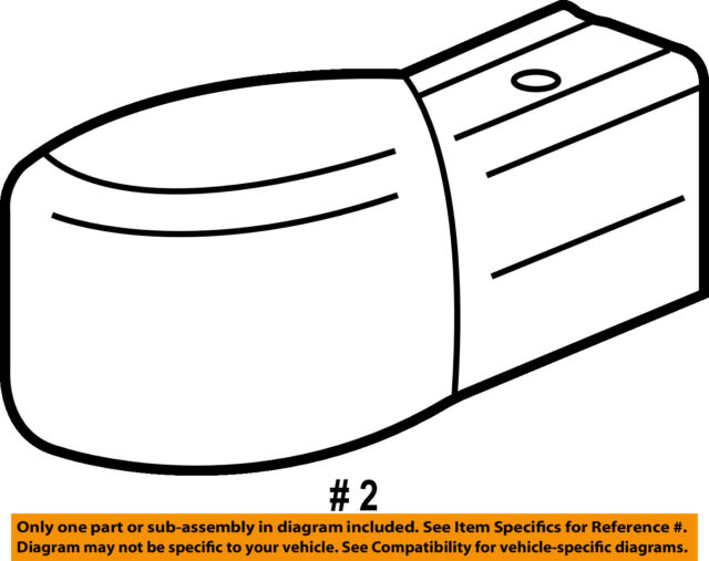 97-06 Wrangler TJ Front Bumper Face Bar Extension End Left /& Right Side PAIR SET