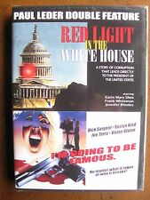 RED LIGHT IN THE WHITE HOUSE & I'M GOING TO BE FAMOUS - CODE RED - BRAND NEW!!!