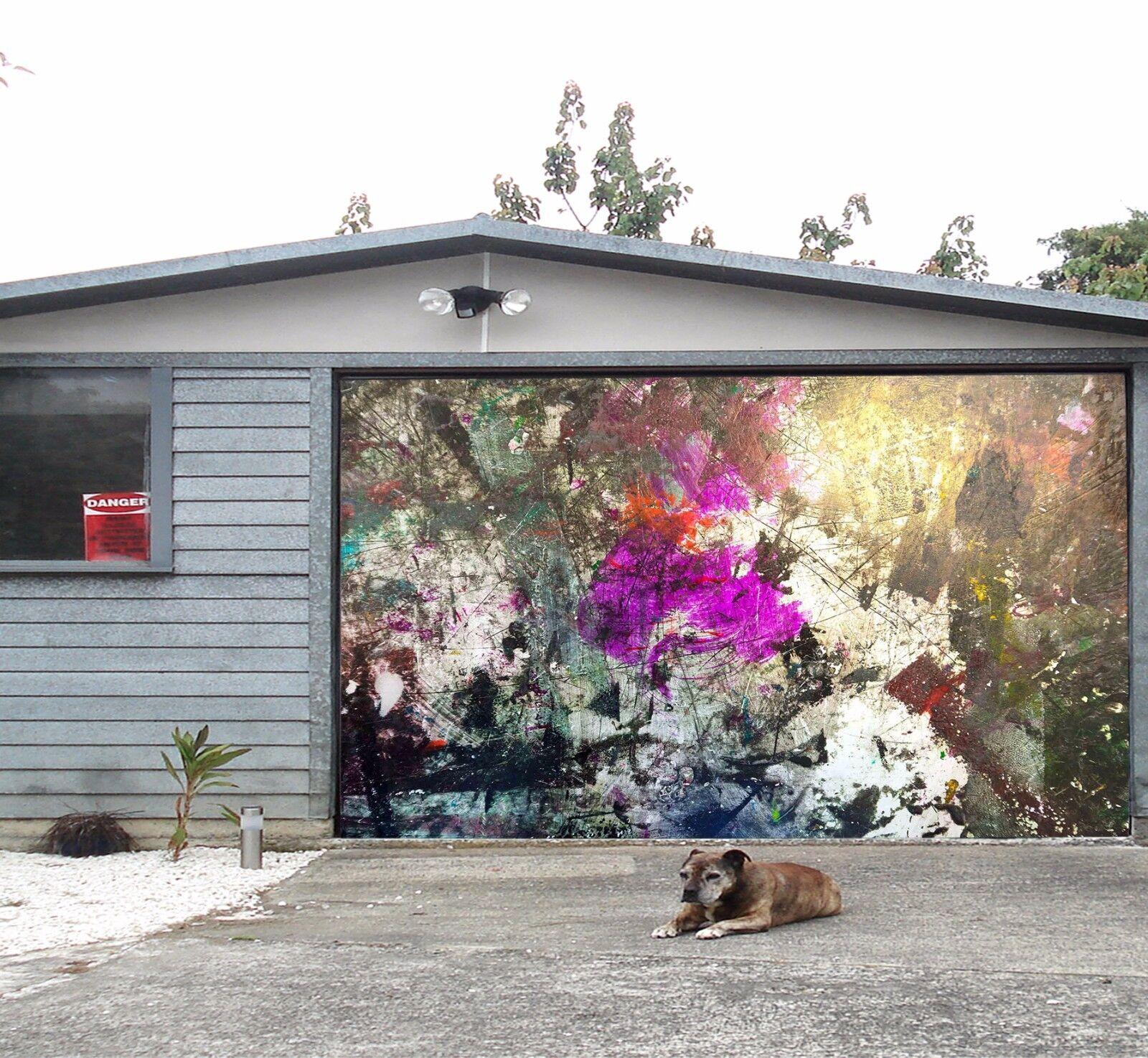 3D Graffiti 122 Garage Door Murals Wall Print Decal Wall Deco AJ WALLPAPER UK