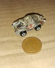 Vintage Micro Machines Galoob deluxe doors open x-ray Mercedes Benz Gullwing