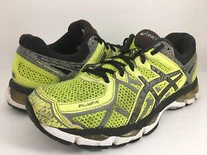 Details zu ASICS Mens GEL Kayano 21 Trail Running Shoes Sneakers Size US 8 Euro 41.5