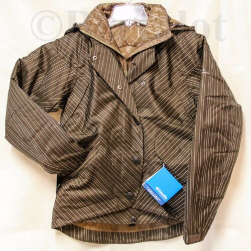 3 Donna Columbia M Impermeabile Harlow In Xl W 1 Puffy Giacca Parka S L Nuovo tRfqSw