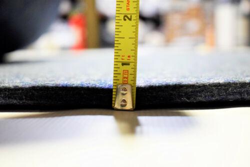 "10 Yards Automotive Jute 1//2/"" Inch Carpet Padding 36""W Auto Under Pad Insulation"