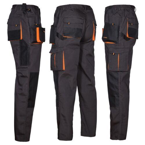 Work Trousers Multifunction Bundhosen Graphite Professional Clothing Workwear