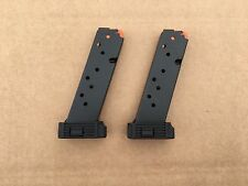 2-NEW--HI POINT JHP/4595TS--9 RND FACTORY MAG. HI POINT 45 MAGAZINE. FREE SHIP