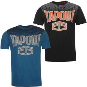 S M L XL 2XL Tee MMA UFC Mixed Martial neu Tapout Skull Print T-Shirt Gr