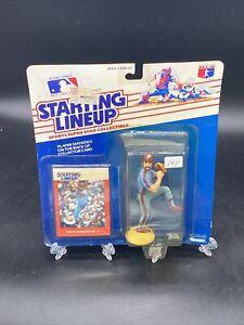 1988 Starting Lineup Steve Bedrosian -MLB Kenner Philadelphia Phillies - *1753