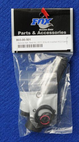 Fox Seal Kit 36 /& 40 RC2 Dichtung Kit  ab 2011 803-00-501 #21