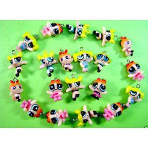 GIFT Wholesale 20 pcs Tweety Birds Jewelry Making Figures Pendant Charms