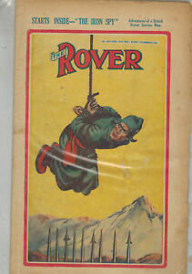 ROVER COMIC - No. 607 from 1933