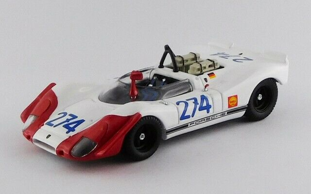 1 43 Porsche 908 2 n°274 Targa Florio 1969 1 43 • Best BEST9670