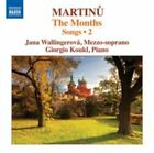 Bohuslav Martinu - : Songs, Vol. 2 - The Months (2014)