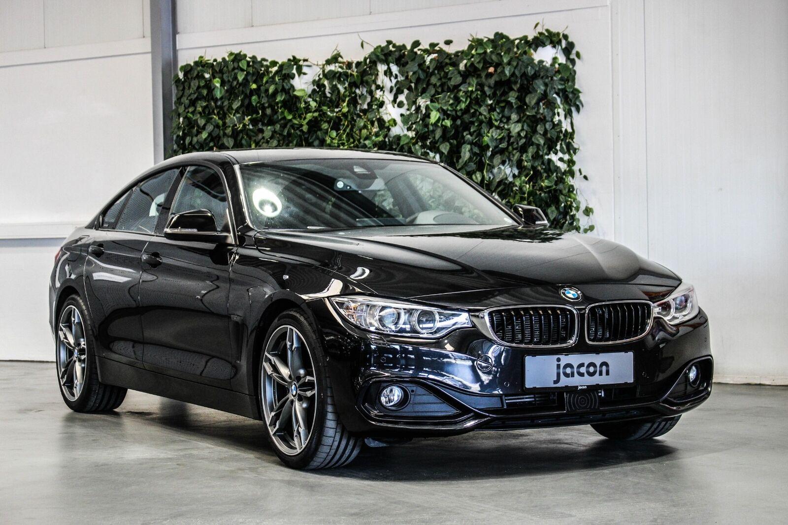 BMW 420d 2,0 Gran Coupé Sport Line aut. 5d - 2.999 kr.