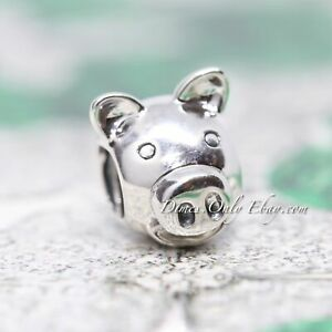 Details about Authentic Pandora 2020 Limited Edition Pig 799064C00 Sterling  Silver Charm
