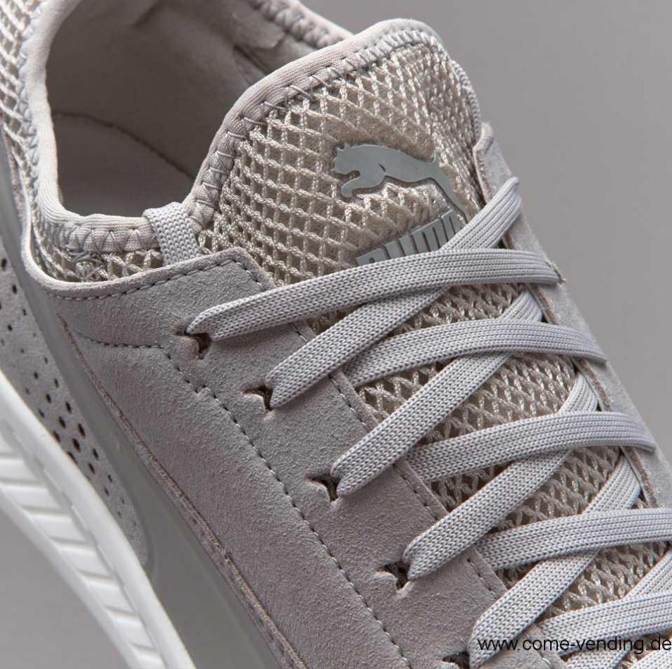 PUMA Ignite Sock drizzle-white Herren Sneaker Gr. 44