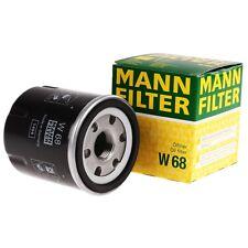Mann Filter W68 Ölfilter für AIXAM RENAULT Clio I und II Kangoo Rapid Twingo I