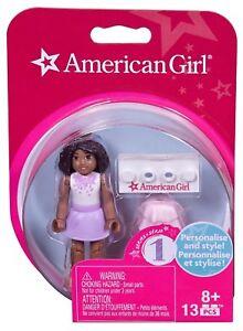 American-Girl-MEGABLOK-PURPLE-PASSION-Lego-Mini-Figure-Doll-2-5-Inches-Tall-NEW