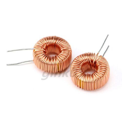 10Pcs 3A 220uH Bobina toroidal inductor de inducción magnética de la bobina para LM2596