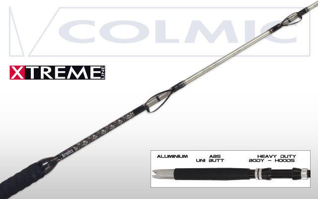 COLMIC Pro Light 6'6  122030 LBS CANNA PESCA COLMIC TRAINA TROLLING