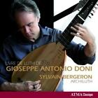 Livre De Luth De Gioseppe Antonio Doni von Sylvain Bergeron (2015)