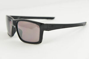9fdbc8dc797 Image is loading Oakley-Mainlink-Polished-Black-Prizm-Daily-Polarized- Sunglasses-