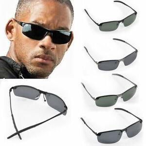 New 100/% UV400 Men/'s Polarized Driving Outdoor Sports Sunglasses Fashion Glasses