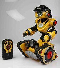 WowWee Robotics Roborover Remote Control Robot RC Interactive Talking w/ Remote