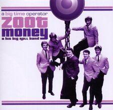 ZOOT MONEY & BIG ROLL BAND - Big Time Operator (2xCD 2005) 60s-Mod-Club R&B/VGC