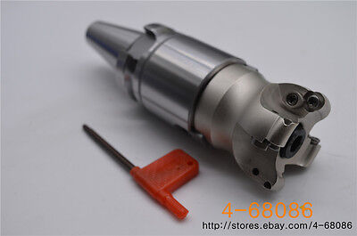 CAT40 FMB22 rod EMR 5R50-22-4F indexable face milling cutter handle