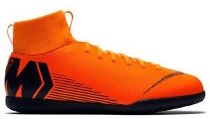Details Zu Nike Jr Mercurial Superfly 6 Club Ic Kinder Fussballschuhe Halle Sockenschuhe