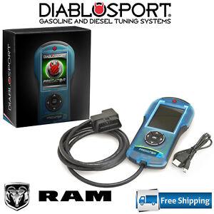 Details about Diablosport Predator 2 Tuner Programmer 05-10 Dodge Ram 1500  4 7L +20 HP +25 TQ