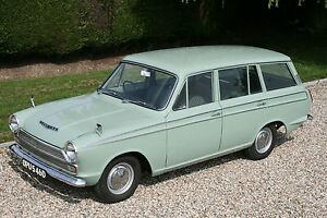 Ford-Cortina-MK1-Estate-Deluxe-Only-2-owners-from-new-Superb-Throughout