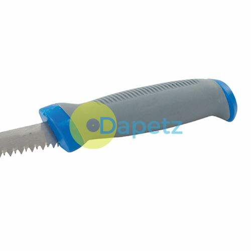 Tri Cut Extra-Sharp Teeth And Pointed End Soft-Grip Drywall Saw 150mm
