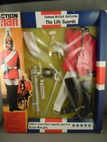 Action Man - 40th The Life Guards - 1st Issue 40th Carded Uniform