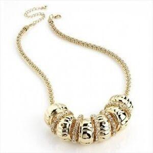 Gold Überzogen Popcorn Maschennetz KetteBarrels amp Ringe Halskette mit - <span itemprop=availableAtOrFrom>LONDON, United Kingdom</span> - RÜCKGABEN Rückgabegarantie? Falls Sie, warum auch immer, mit einem bei uns erhaltenen Artikel nicht zufrieden sein sollten, können Sie uns diesen zurücksenden. Wir erstatten Ihnen selb - LONDON, United Kingdom
